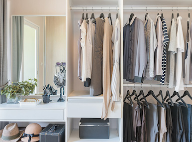 Lose weight, look great by clearing clutter